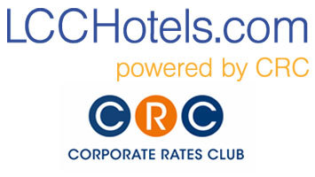 Logo Corporate Rates Club