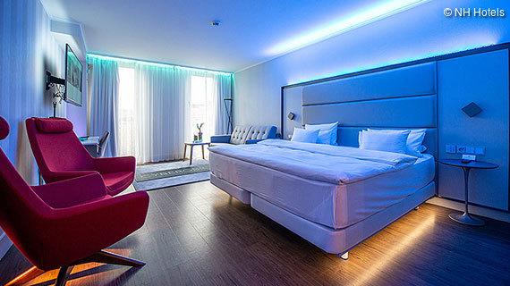hotels experimentieren mit smarten zimmern. Black Bedroom Furniture Sets. Home Design Ideas