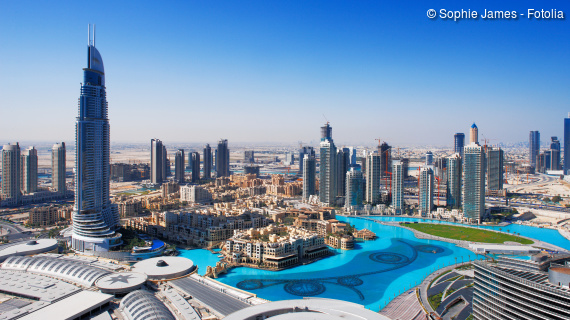 Dubai - Stadt der Superlative