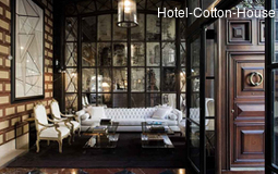 Hotel Cotton House in Barcelona